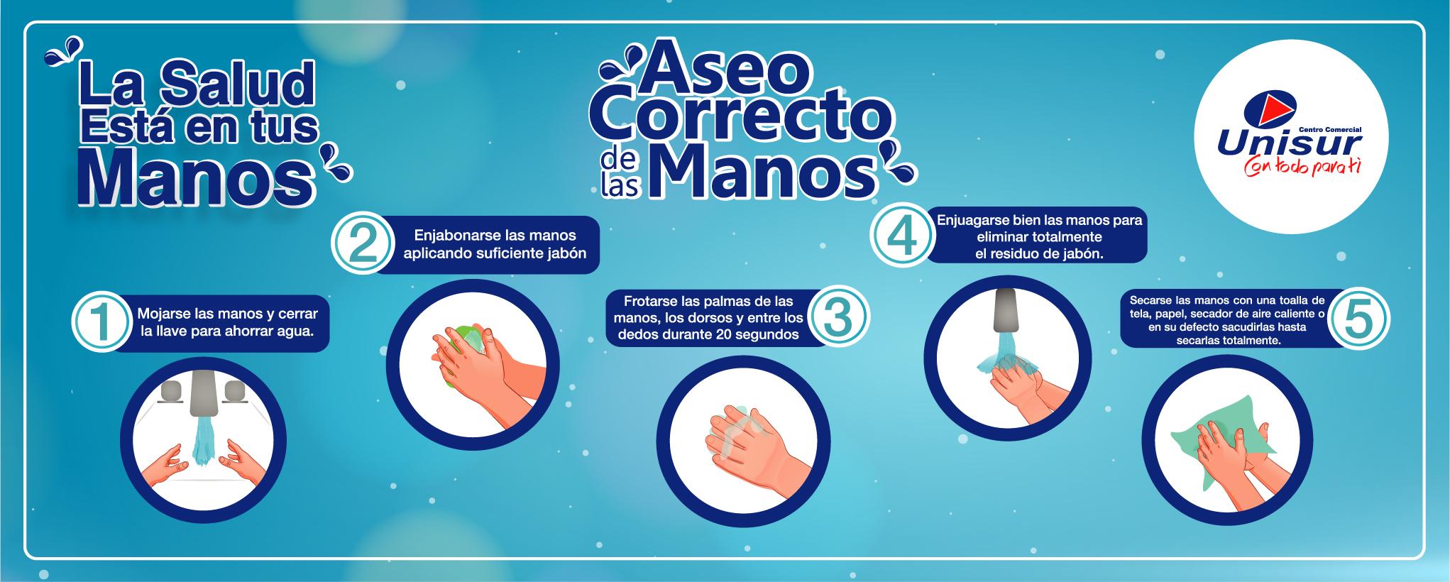 ASEO DE MANOS